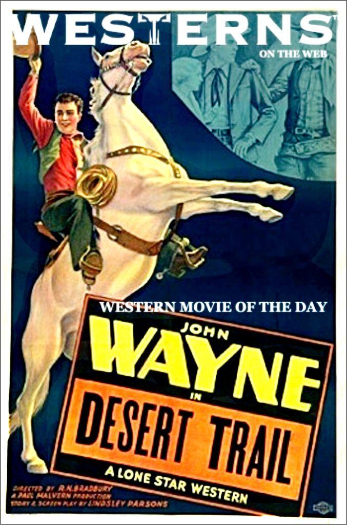 The Desert Trail poster 2