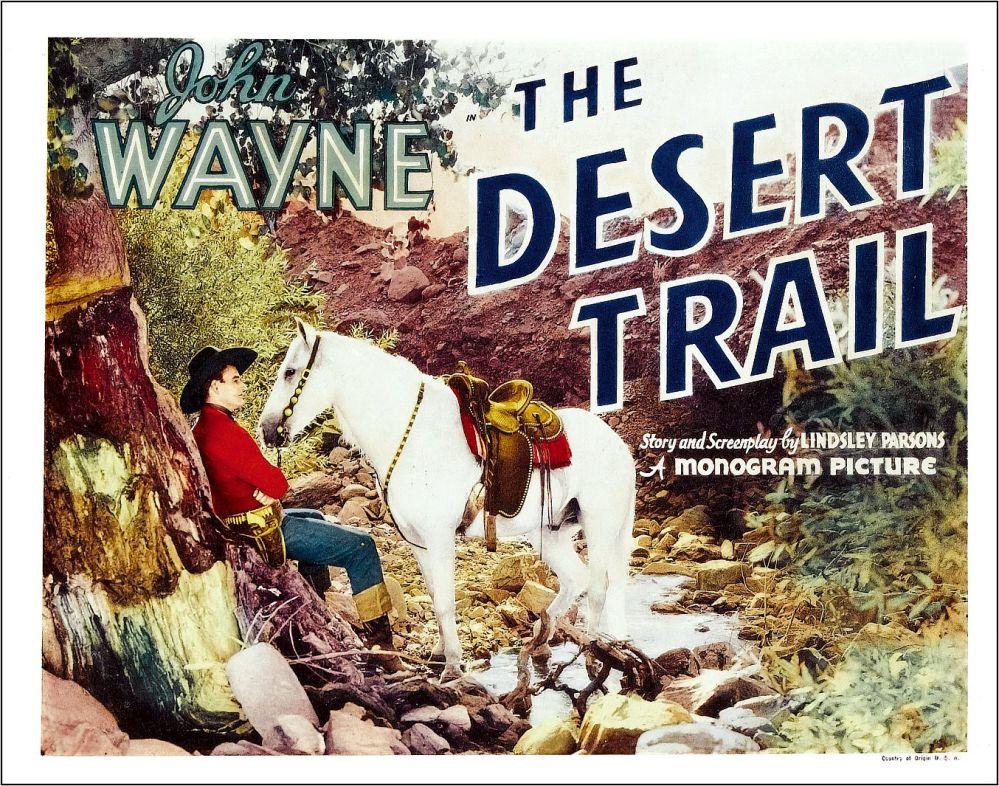 The Desert Trail poster 5
