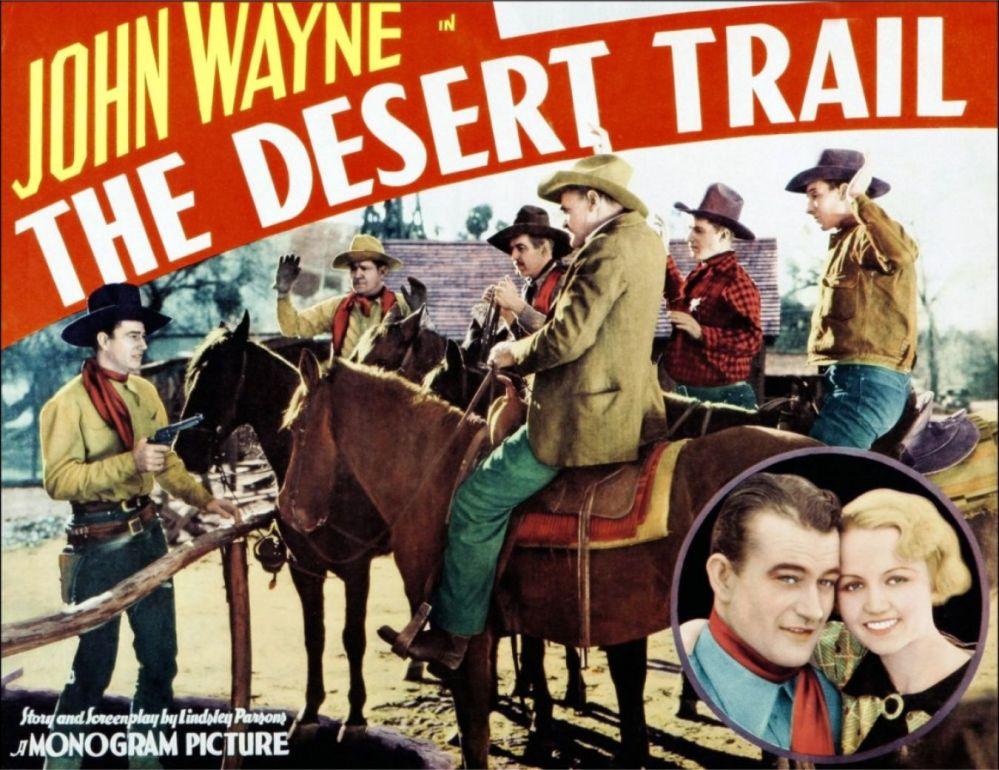 The Desert Trail poster 7