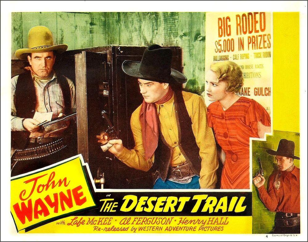 The Desert Trail poster 8