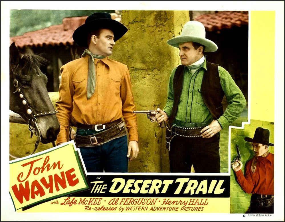 The Desert Trail poster 9