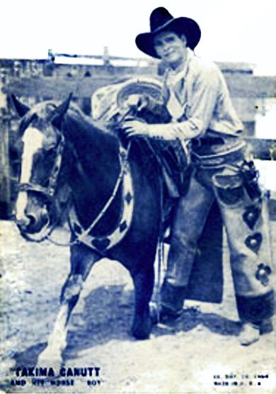 YAKIMA CANUTT and Boy 2