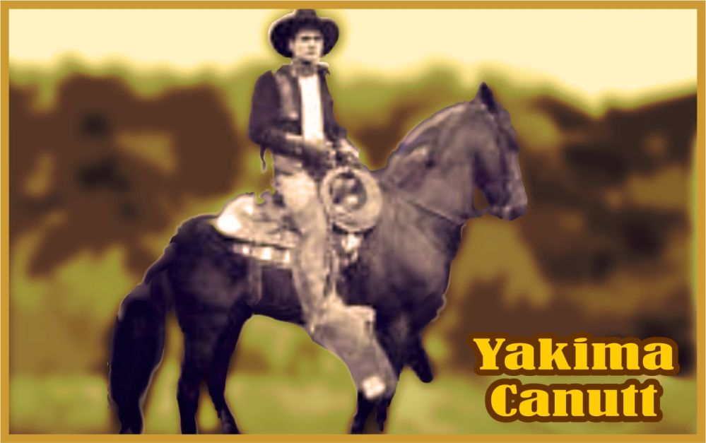 YAKIMA CANUTT and Boy