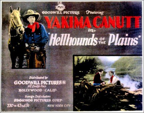 YAKIMA CANUTT Hellhounds