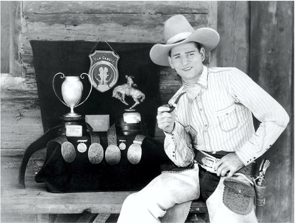 YAKIMA CANUTT Rodeo Awards