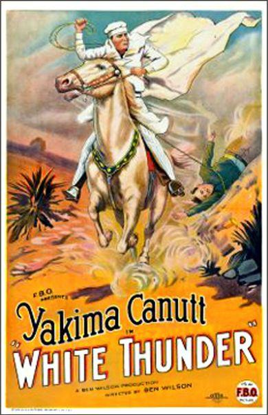 YAKIMA CANUTT White Thunder