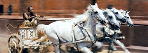 Ben Hur - chariot race 1959 6