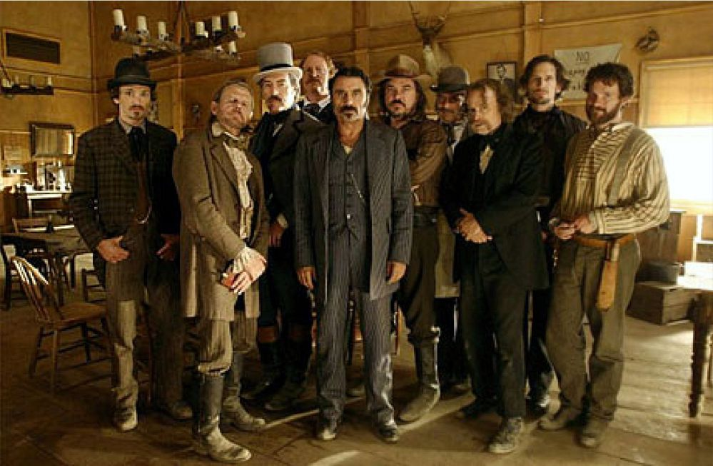 Deadwood cast