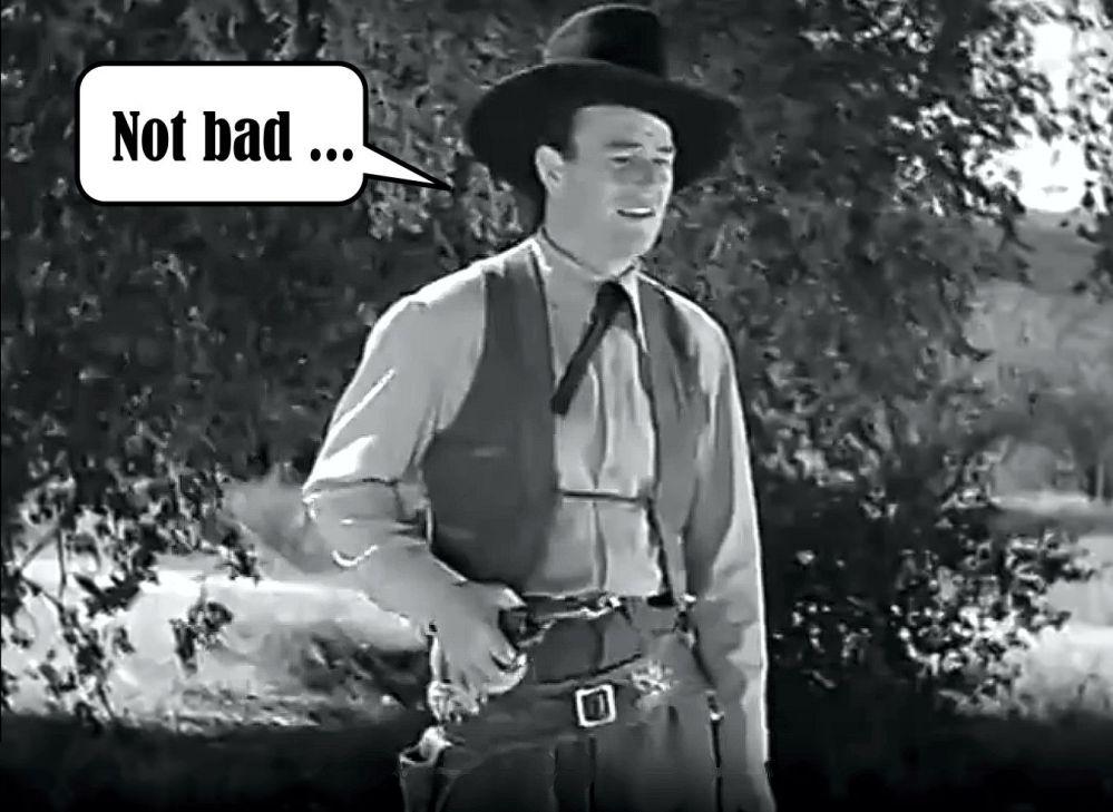 King of the Pecos John Wayne 1