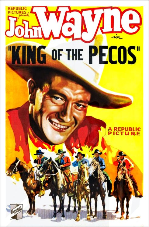 King of the Pecos poster 2