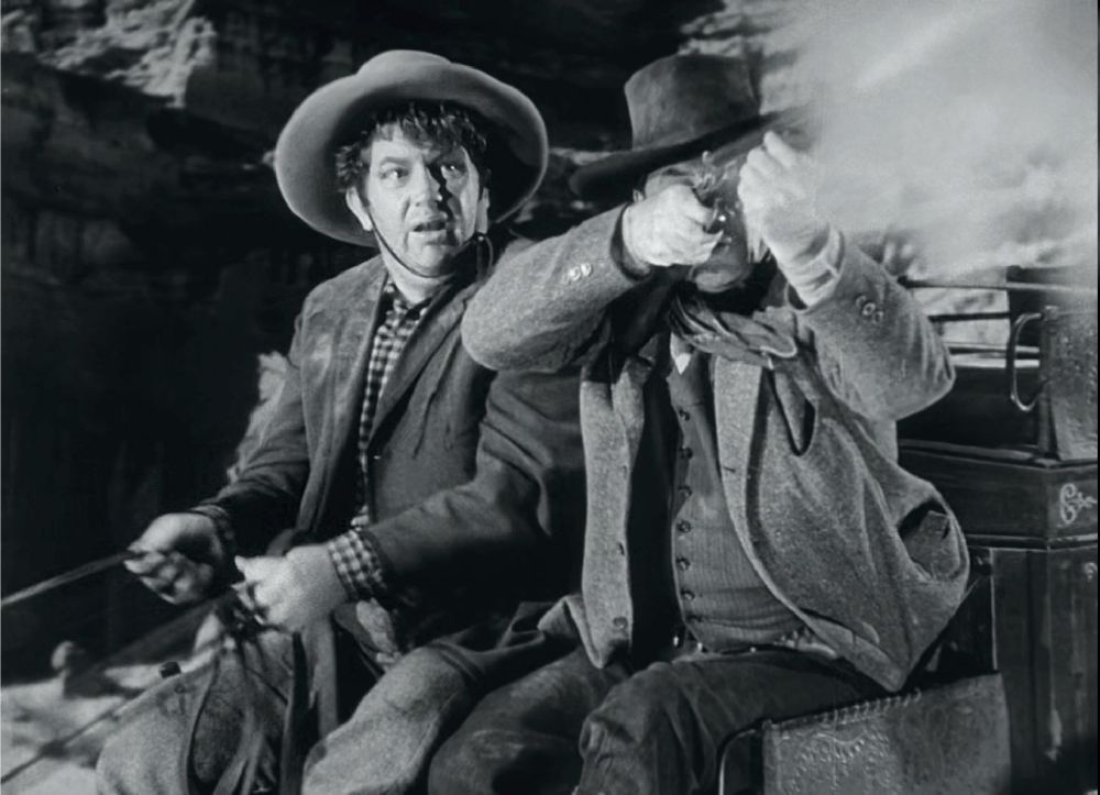 STAGECOACH Andy Devine