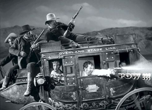STAGECOACH Doc shootin' 2