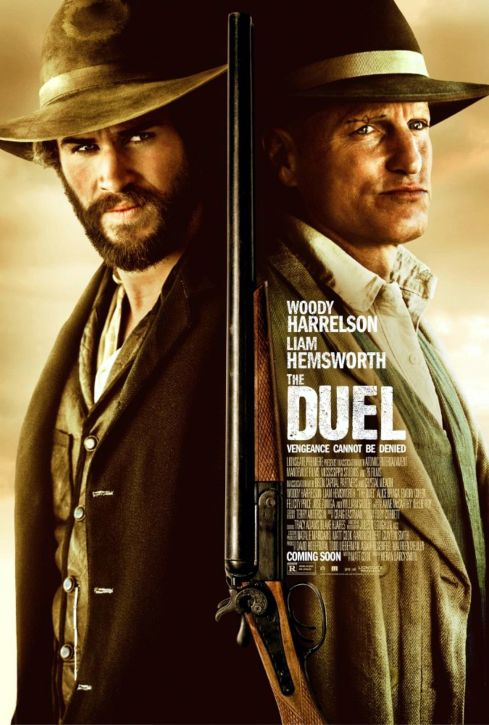 The DUEL 2016 poster