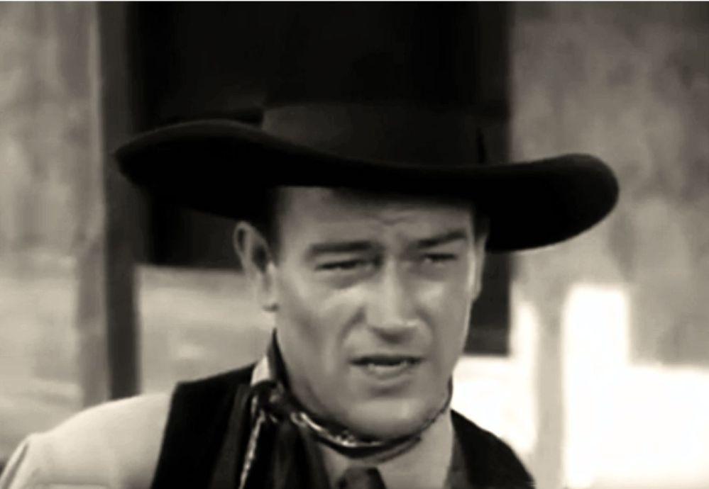 The Lawless Ninties 1936 John Wayne