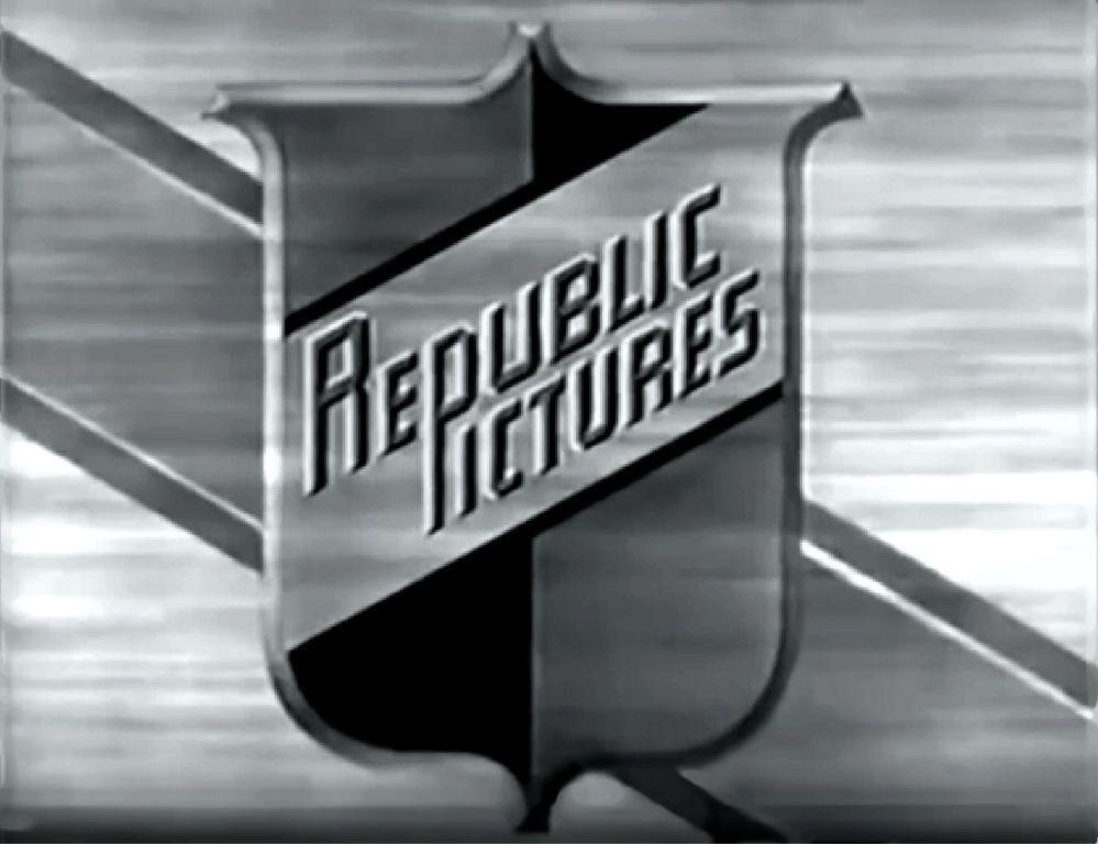 The Lawless Ninties 1936 Republic Logo