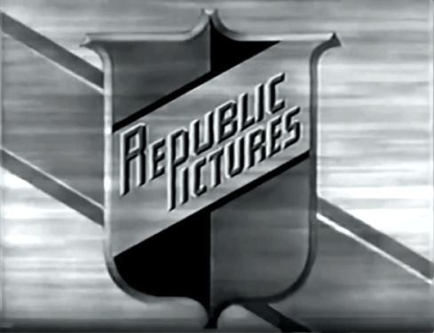 The Lawless Ninties 1936 Republic Logo