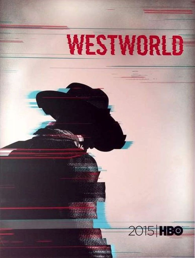 Westworld HBO - Poster 3