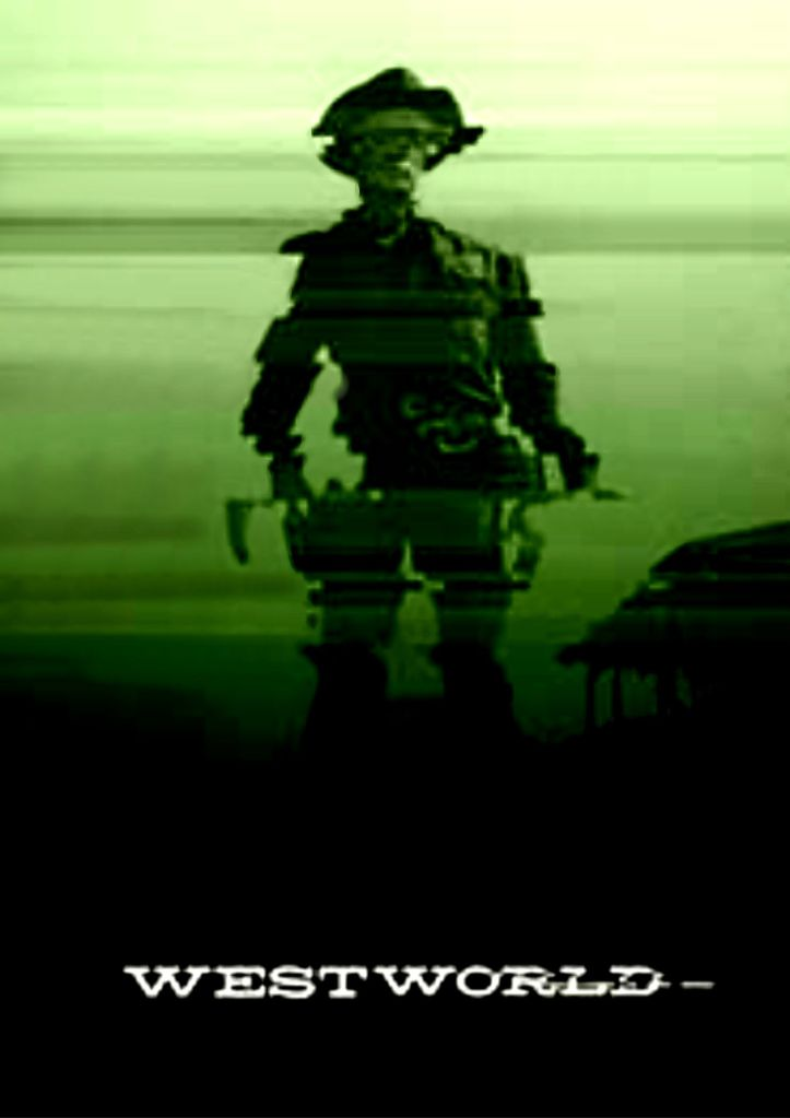 Westworld HBO - Poster