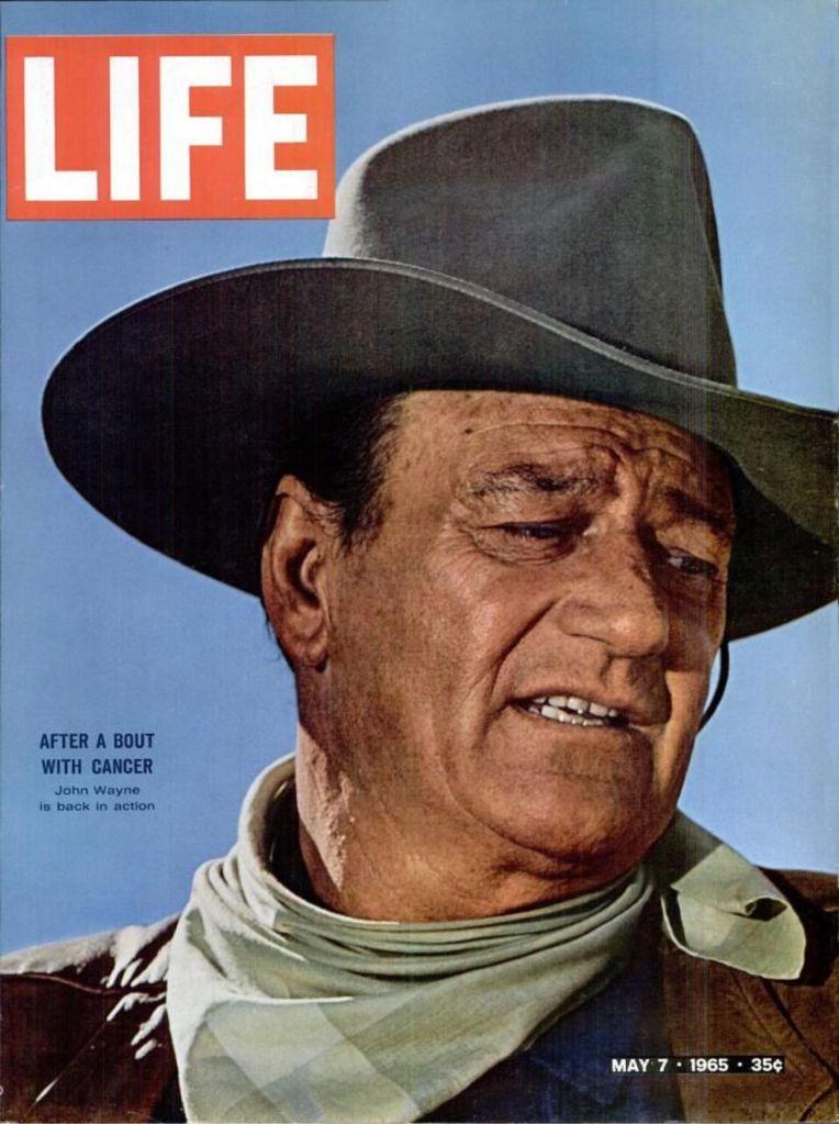 John Wayne LIfe