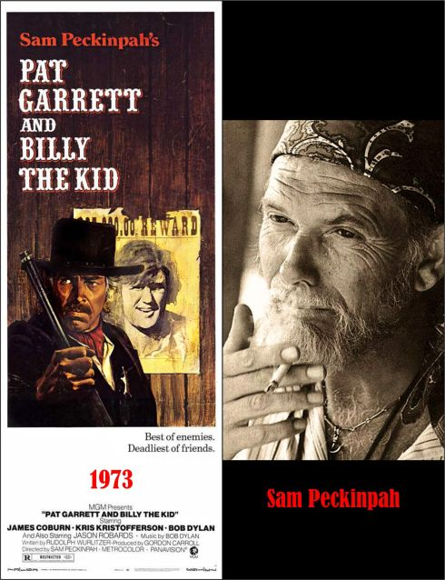 Pat Garrett and Billy the Kid Sam Peckinpah