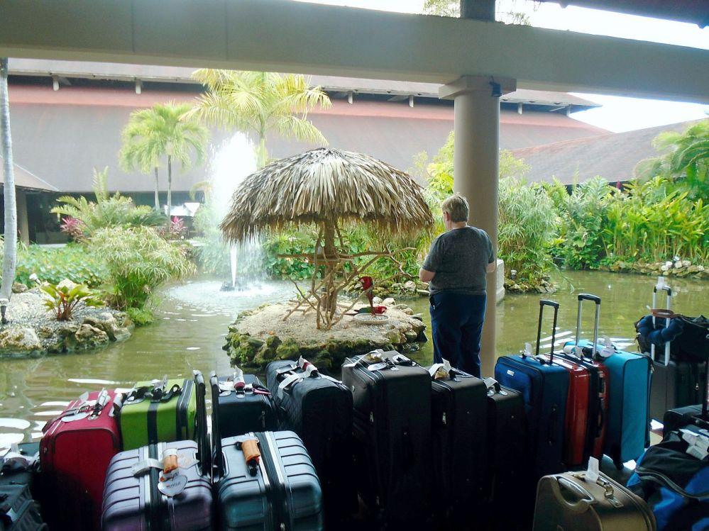 Punta Cana leaving