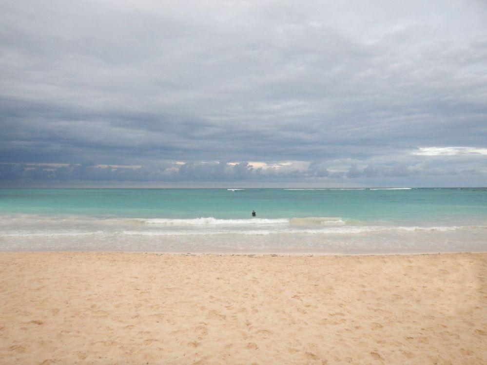 Punta Cana ocean 1