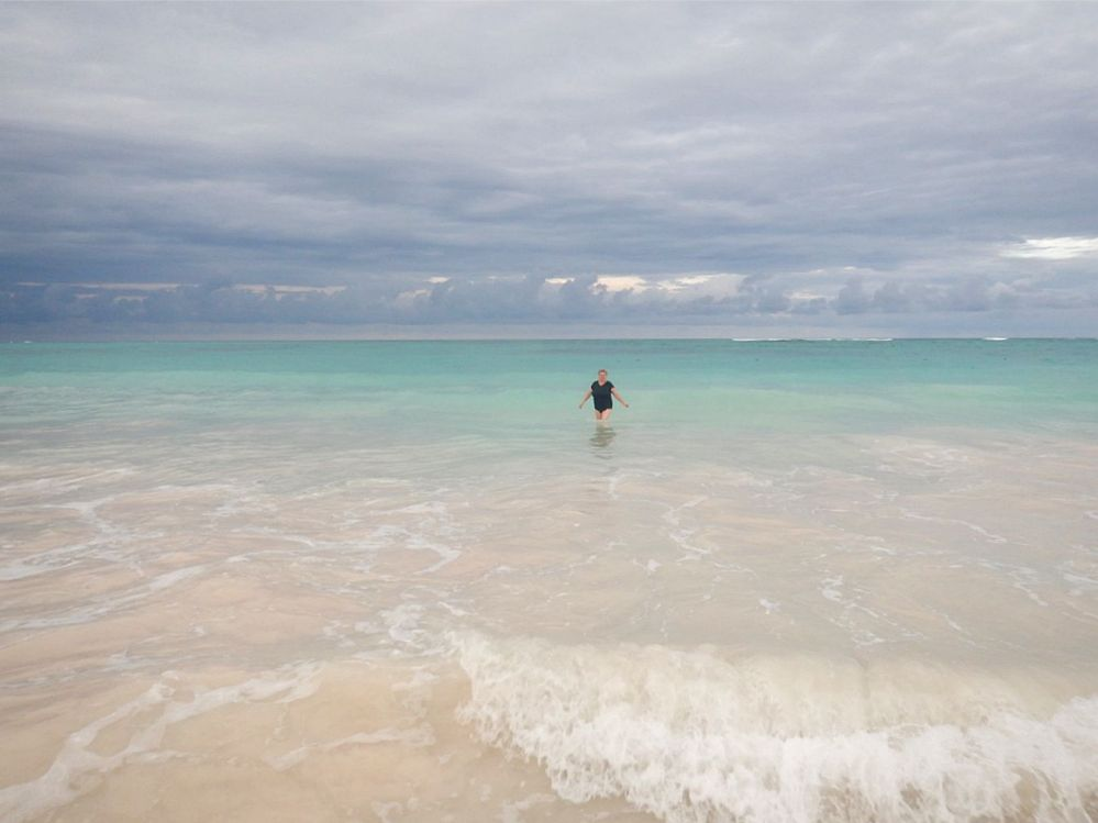 Punta Cana ocean 3