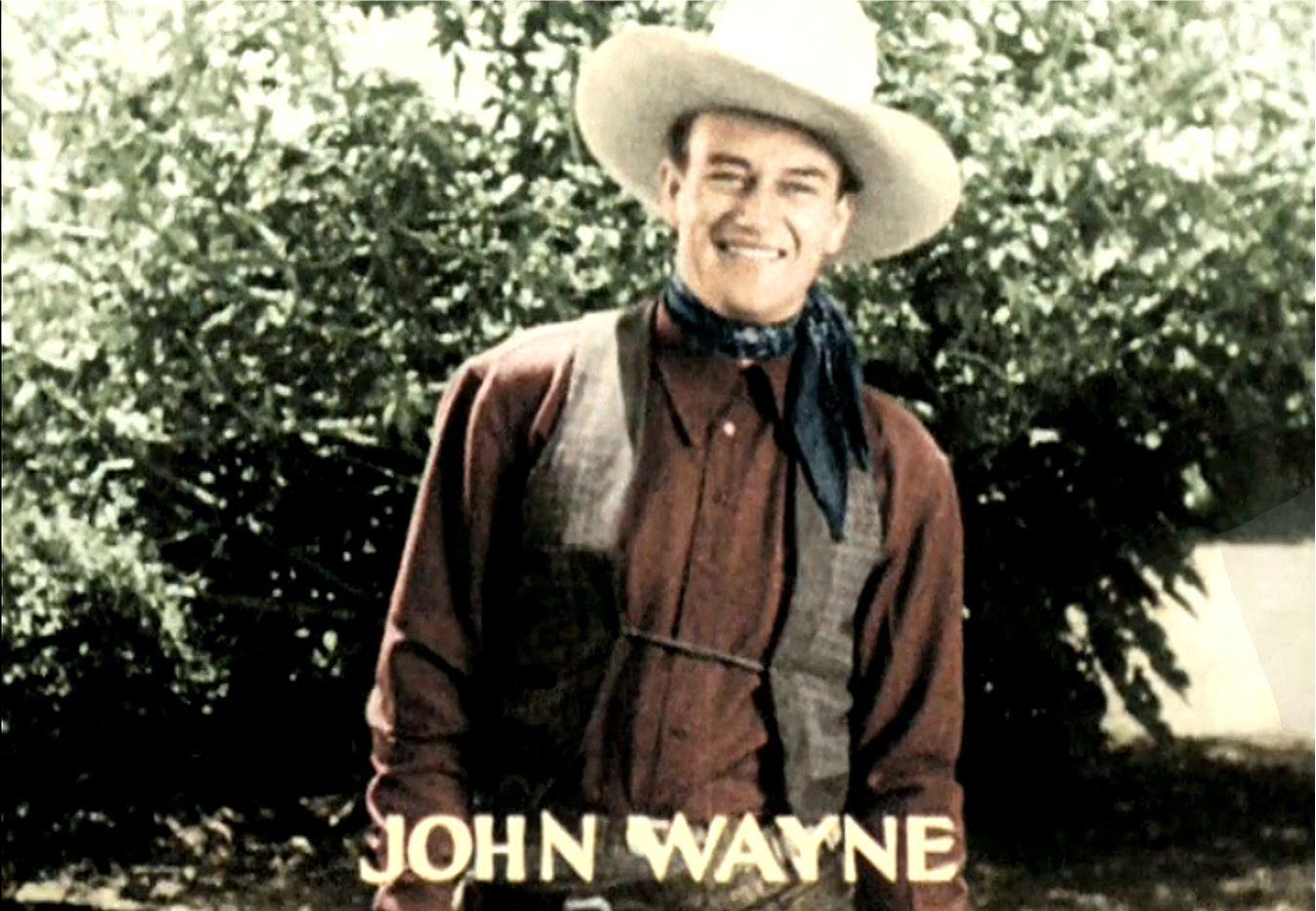 john wayne  u2026 iconic images    stagecoach run    1936