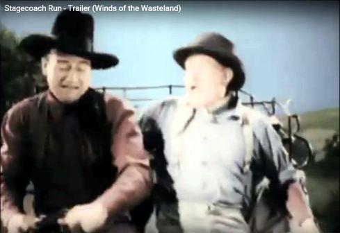 Stagecoach Run Yakima Canutt stunt 10