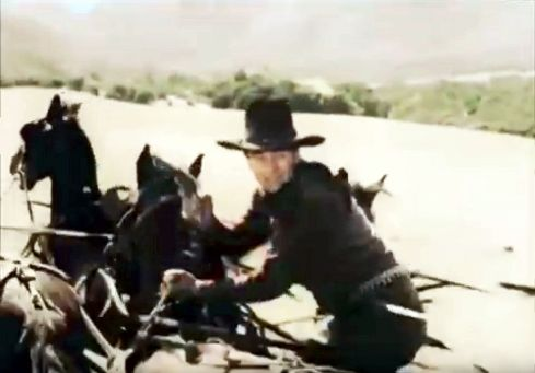 Stagecoach Run Yakima Canutt stunt 14