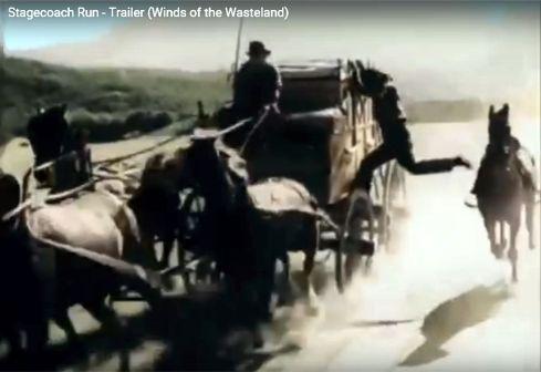 Stagecoach Run Yakima Canutt stunt 5