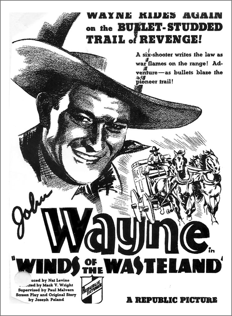 Winds of the Wasteland poster 3