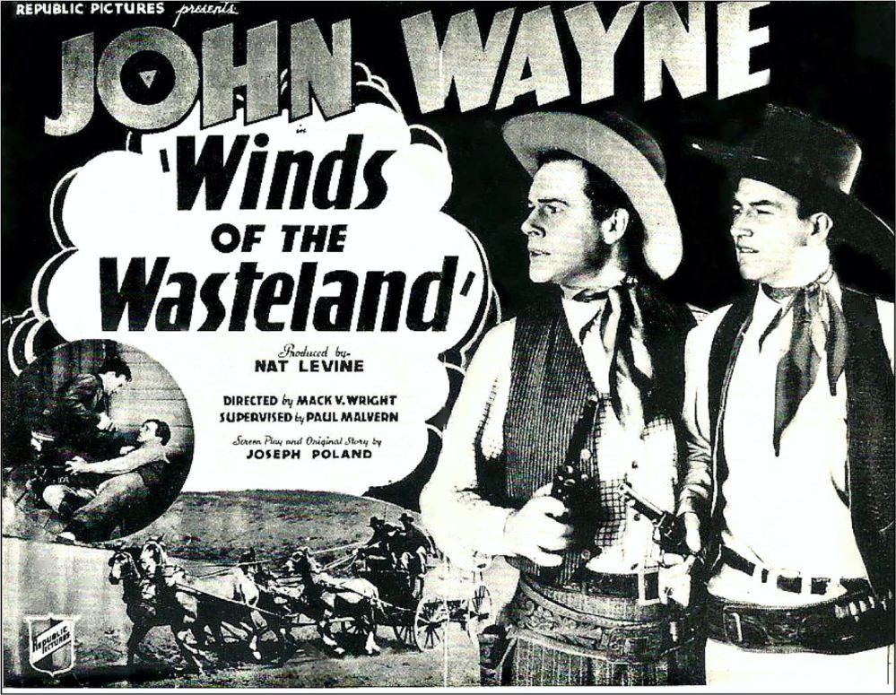 Winds of the Wasteland poster 4
