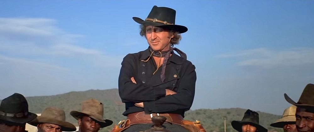 Gene Wilder Blazing Saddles 2