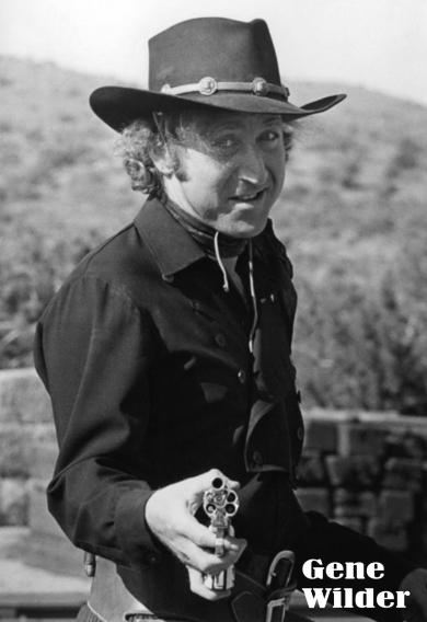 Gene Wilder Blazing Saddles 3