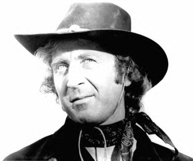 Gene Wilder Blazing Saddles 4