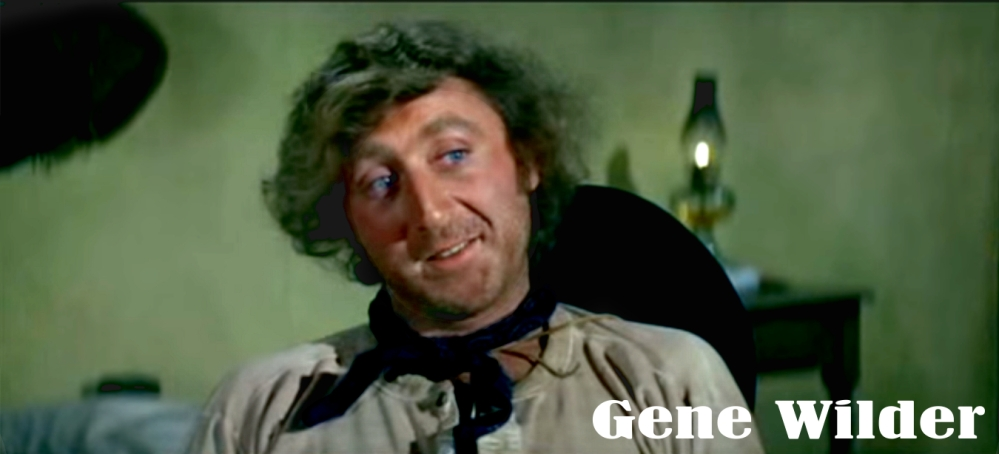 Gene Wilder Blazing Saddles