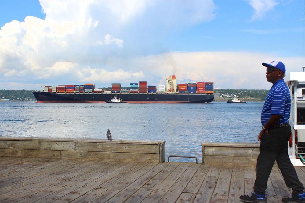 Halifax Dock