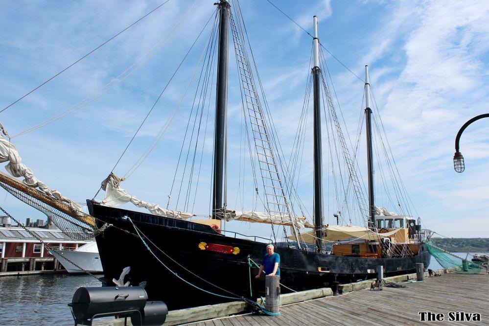 Halifax Harbour The Silva