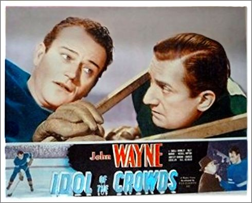 Idol of the Crowds John Wayne 1937 lobby card 2