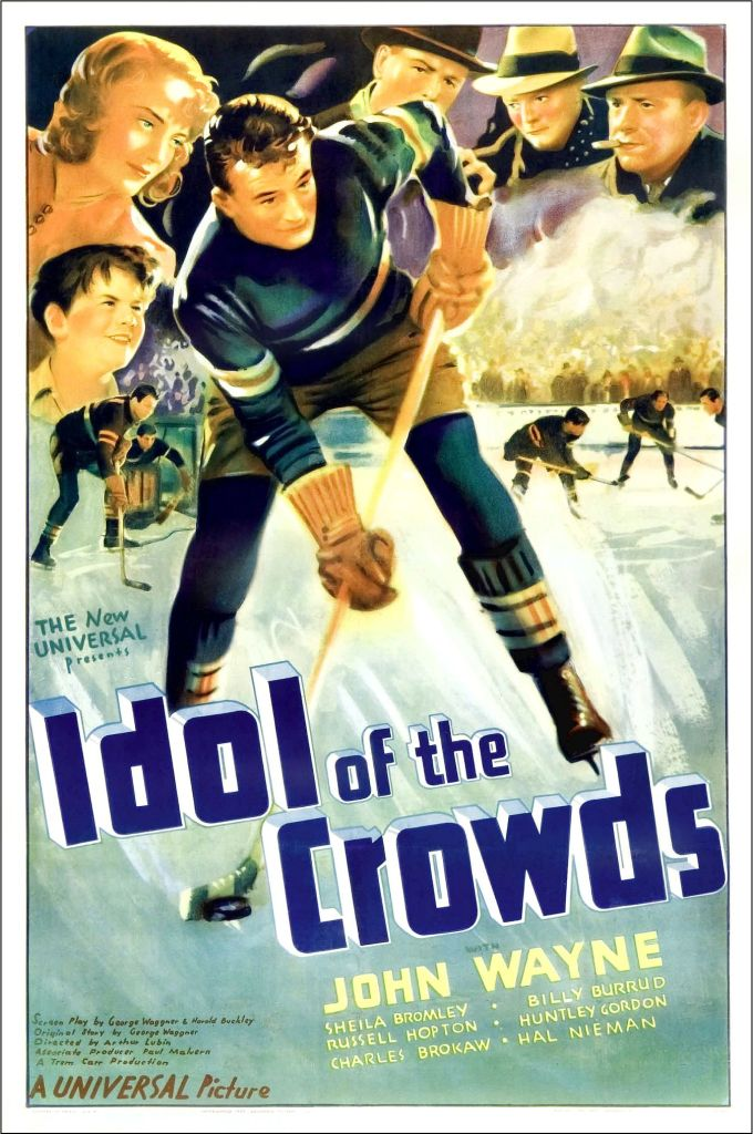 Idol of the Crowds John Wayne 1937