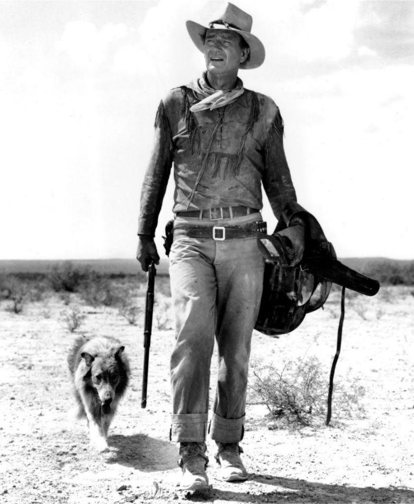 John Wayne 15c