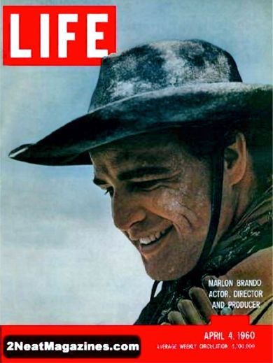 One Eyed Jacks Brando Life cover