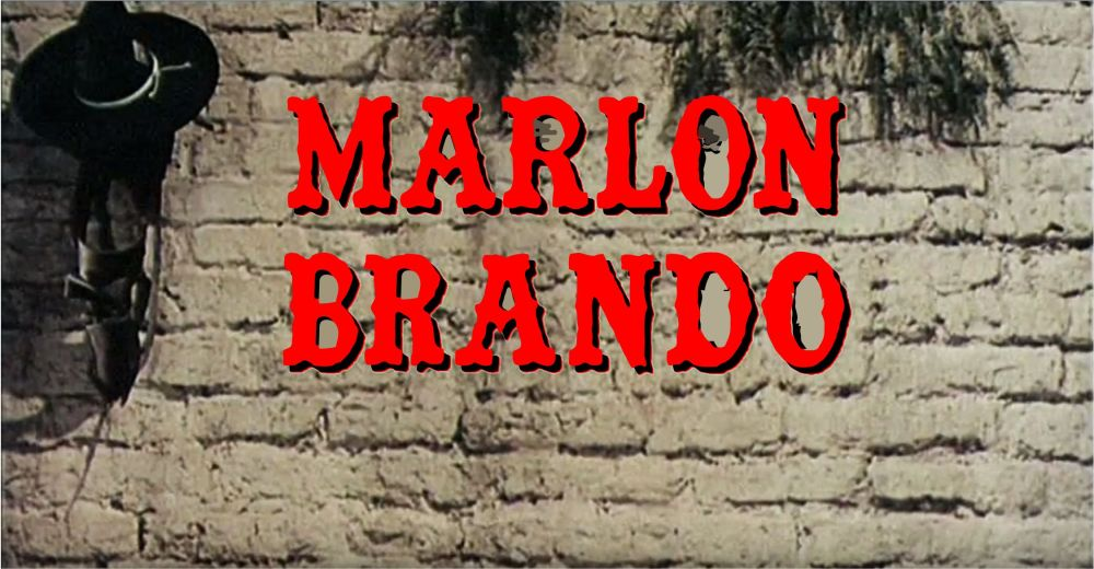 One Eyed Jacks Marlon Brando