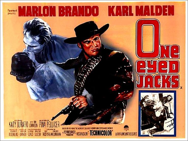 One-Eyed Jacks poster 13