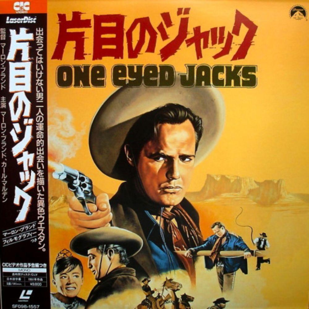One-Eyed Jacks poster 16