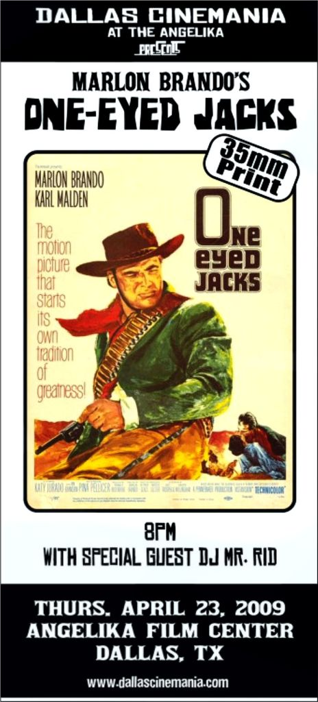 One-Eyed Jacks poster 21