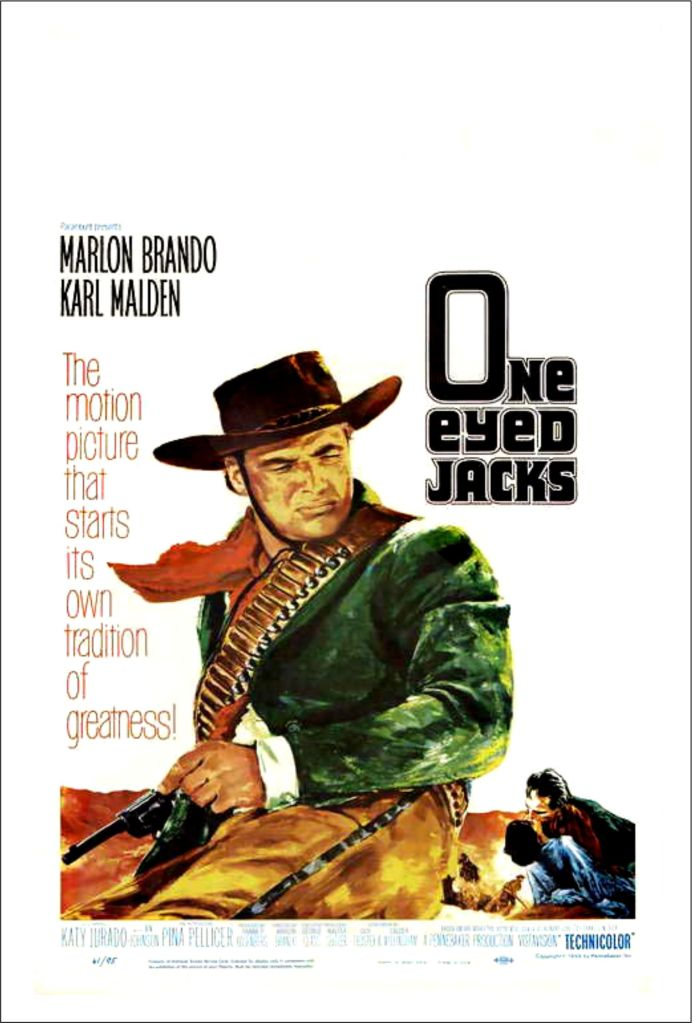 One-Eyed Jacks poster 3