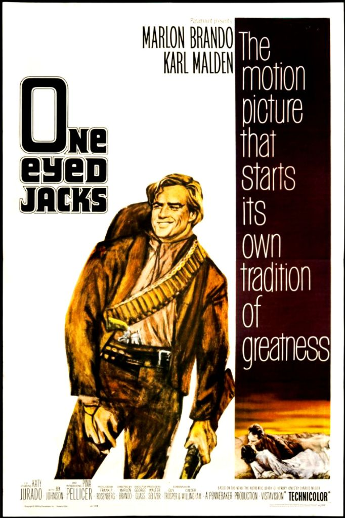 One-Eyed Jacks poster 4