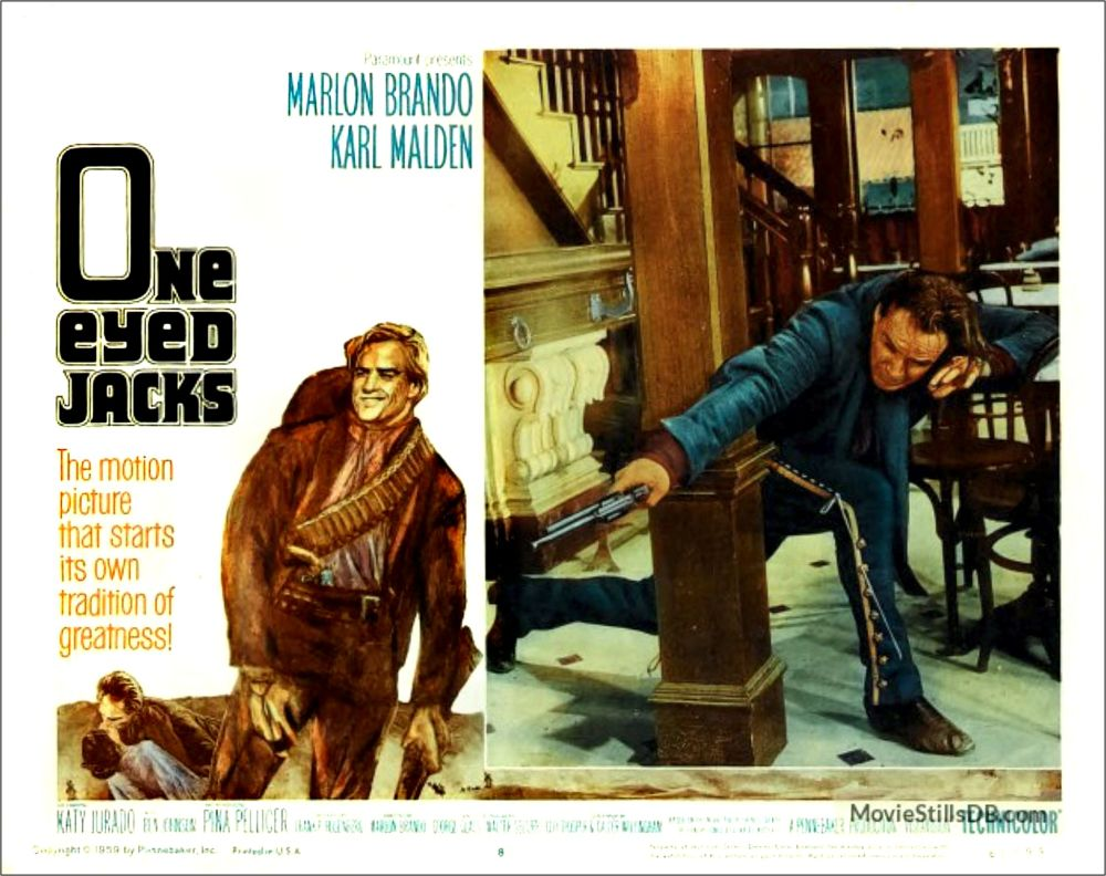 One-Eyed Jacks poster 5